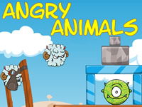 New Angry Birds – Angry Animals
